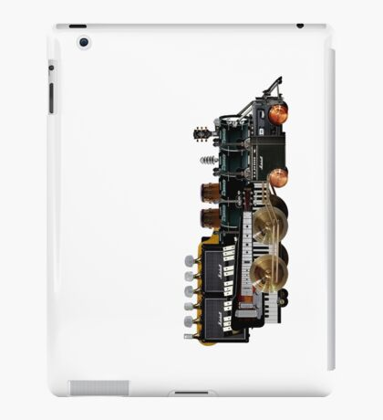 train music iPad Case/Skin