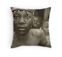 Samuel www.healafrica.org Throw Pillow