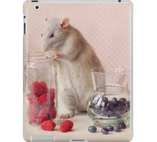 Jimmy in still life iPad Case/Skin