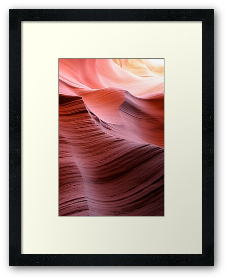 Lower Antelope Canyon by Christophe Testi