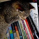 Bookworm by Hermosa Lee Kwan
