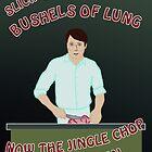 A Very Hannibal Christmas Card by syrensymphony