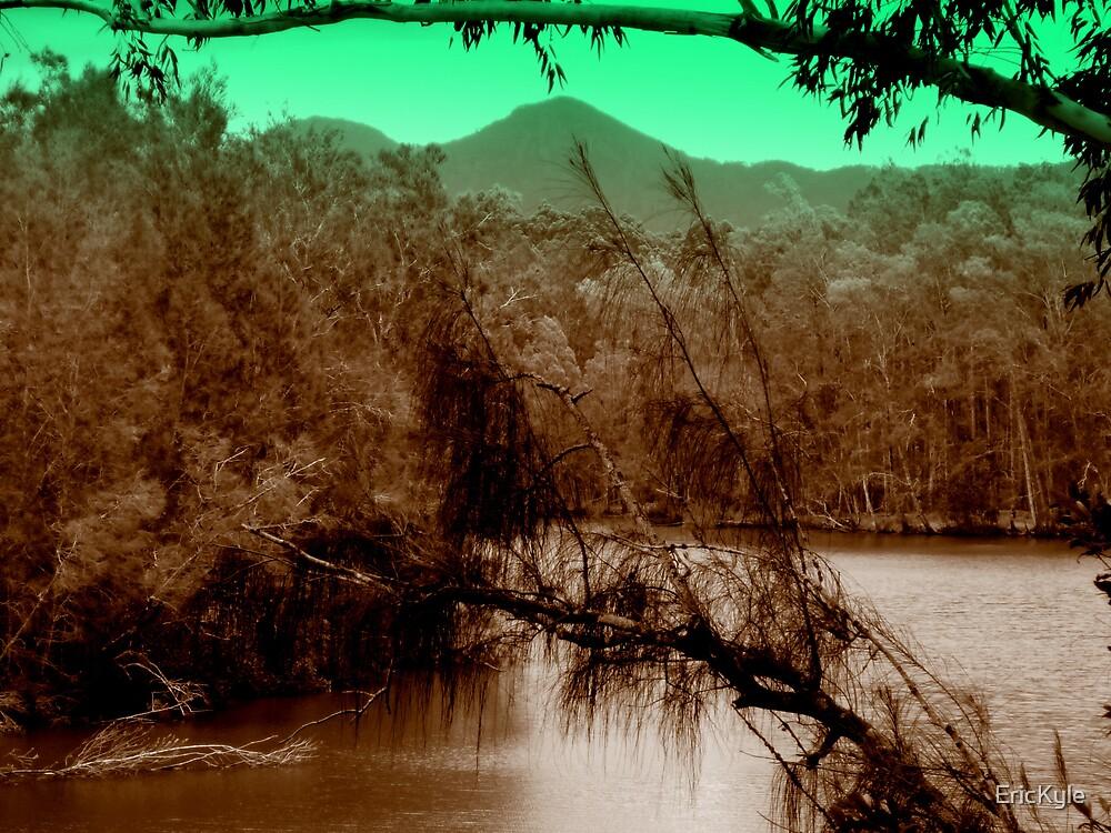 UP RIVER by EricKyle