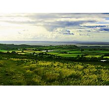 Gower Views, Swansea Wales Photographic Print
