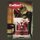 Coffee Cat Ragged Edges by abstruse
