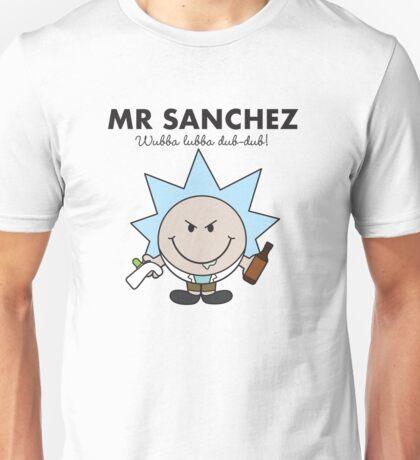Mr Sanchez Unisex T-Shirt