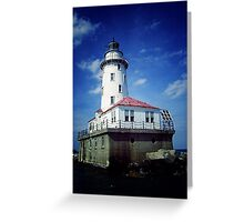 The Chicago Lighthouse Greeting Card