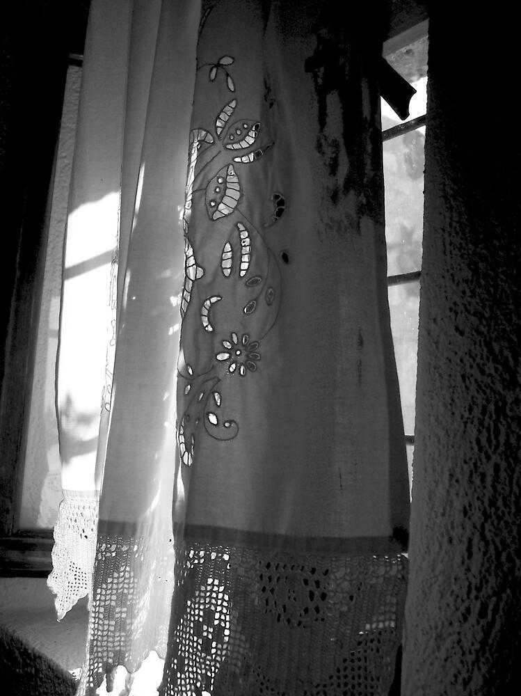 Cretian Curtains by digiden