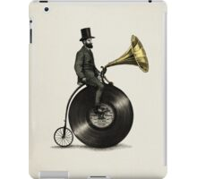 Music Man iPad Case/Skin