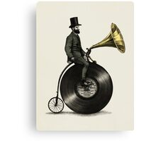 Music Man Canvas Print
