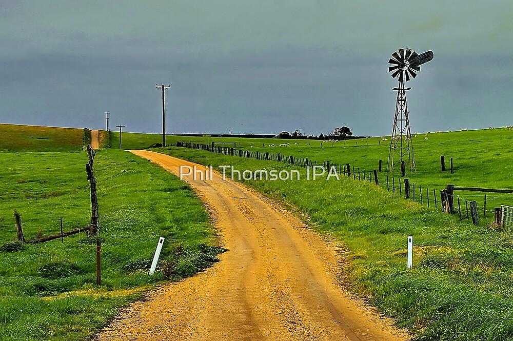 Honey's Road. by Phil Thomson IPA