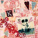 Kiss by Carolynne