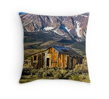 Shack Throw Pillow