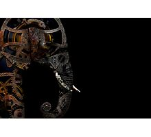 clockwork elephant  Photographic Print