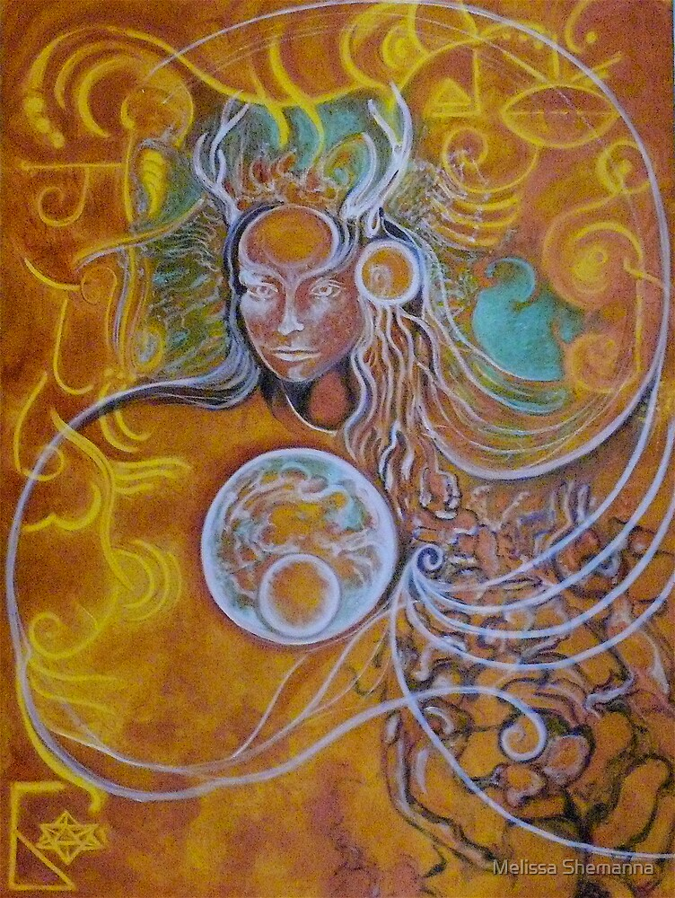 Awakening to the Light Codes by Melissa Shemanna