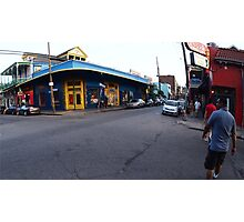 Wide Streets 2 - New Orleans, LA Photographic Print