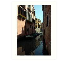 Venice, Italia Art Print