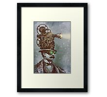 The Projectionist Framed Print