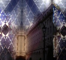 London Gherkin by Stephen Jackson