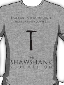 Minimalist Movie Poster - The Shawshank Redemption  T-Shirt