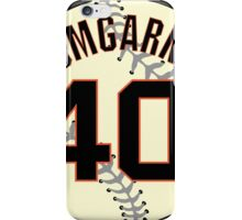 Madison Bumgarner Baseball Design iPhone Case/Skin