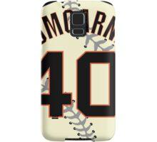 Madison Bumgarner Baseball Design Samsung Galaxy Case/Skin