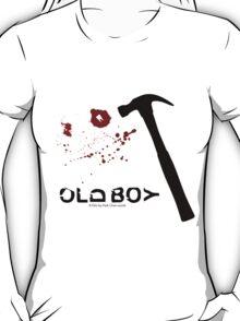 Oldboy Minimalist Poster - Hammer & Tooth T-Shirt