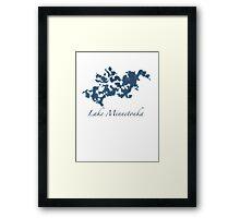 Lake Minnetonka Framed Print