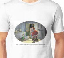 Forgetful Santa Unisex T-Shirt
