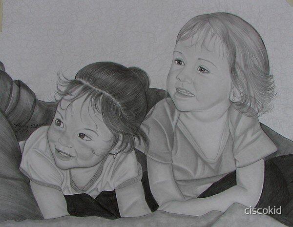 My Girls by ciscokid