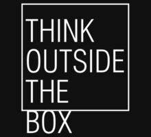 [THINK OUTSIDE THE] Box by simplytextual