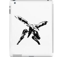 Metal Gear Ray Silhouette iPad Case/Skin