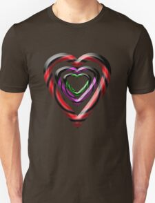 gothic hearts T-Shirt