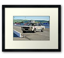 1966 Shelby Mustang G.T. 350 III Framed Print