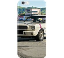 1966 Shelby Mustang G.T. 350 III iPhone Case/Skin