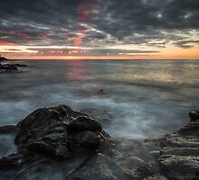 Fuerteventura Sunrise by Mike Garner
