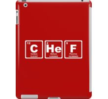 Chef - Periodic Table iPad Case/Skin