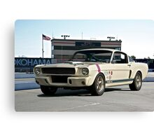 1966 Shelby Mustang G.T. 350 II Canvas Print