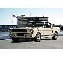 1966 Shelby Mustang G.T. 350 II Photographic Print