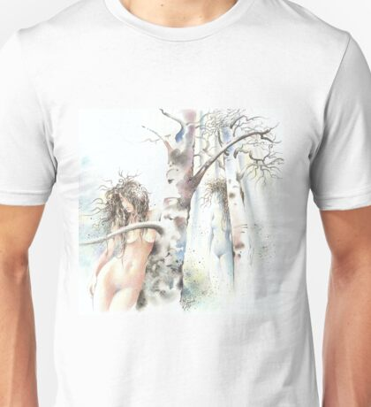 """""""NOVEMBER"""" from the series """"Calender Sheets"""" Unisex T-Shirt"""