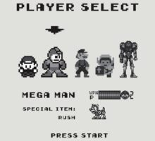 Classic game boy player select by silentrebel