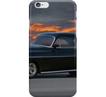 1950 Oldsmobile Rocket 88 Coupe iPhone Case/Skin
