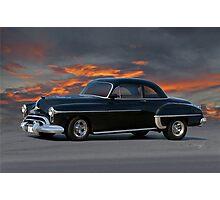 1950 Oldsmobile Rocket 88 Coupe Photographic Print