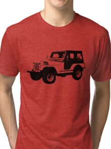 Teen Wolf - Stiles' Jeep Tri-blend T-Shirt