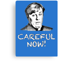 FATHER DOUGAL MAGUIRE - CAREFUL NOW! Canvas Print