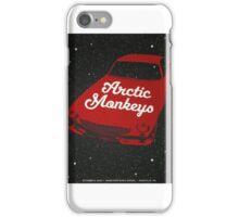Arctic monkeys drive through the galaxy  iPhone Case/Skin