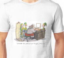 Wikileaks Christmas Unisex T-Shirt