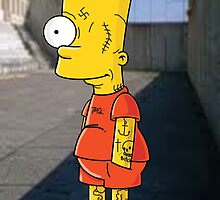 Bart Simpson by TwistedTV