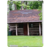 First House in Newton Iowa iPad Case/Skin