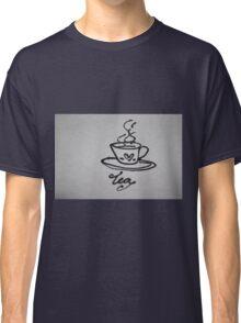 """tea time"" Classic T-Shirt"